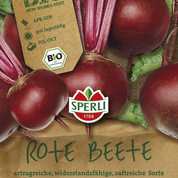 Rote Beete - Bio-Saatgut Bild 1