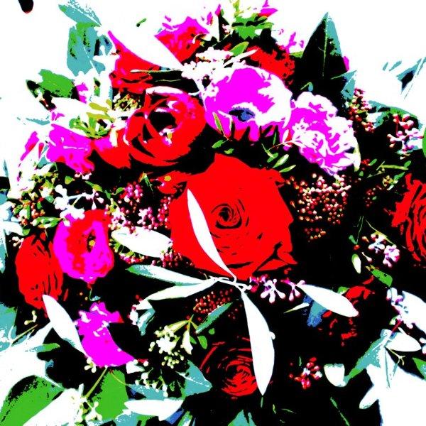 Blumenstrauß nach Wahl Bild 1