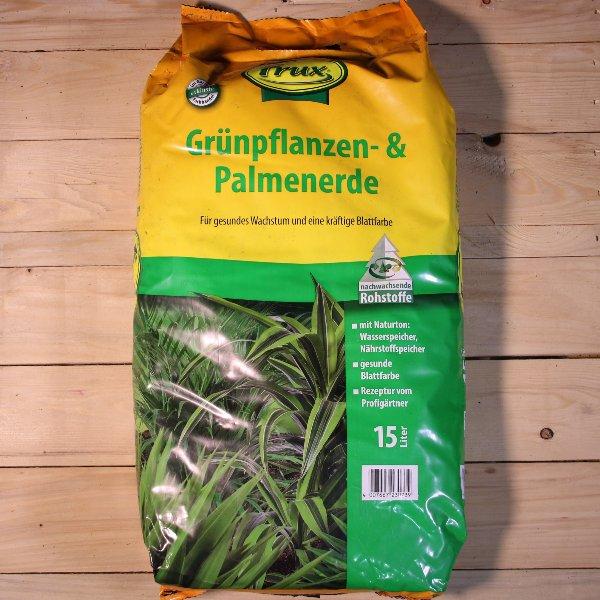 Grünpflanzen- und Palmenerde Bild 1
