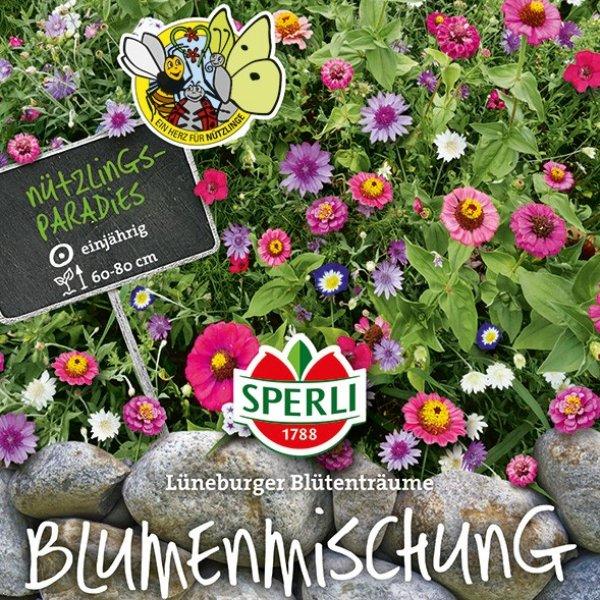 Blumenmischung Lüneburger Blütenträume Bild 1