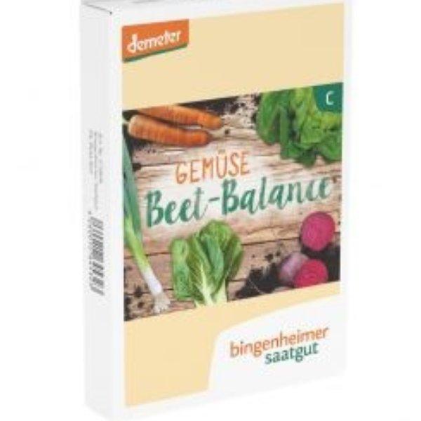 Gemüse Beet-Balance Bild 1