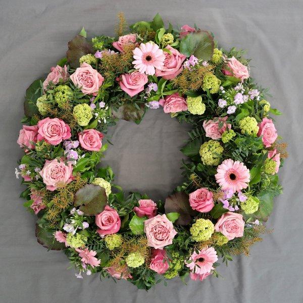 Rosa Pastell Bild 1