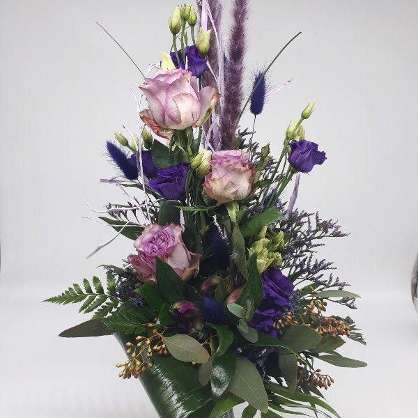 """Blumenstrauß """" Purple"""" Bild 1"""