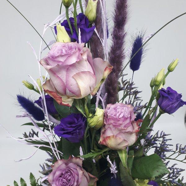 """Blumenstrauß """" Purple"""" Bild 2"""