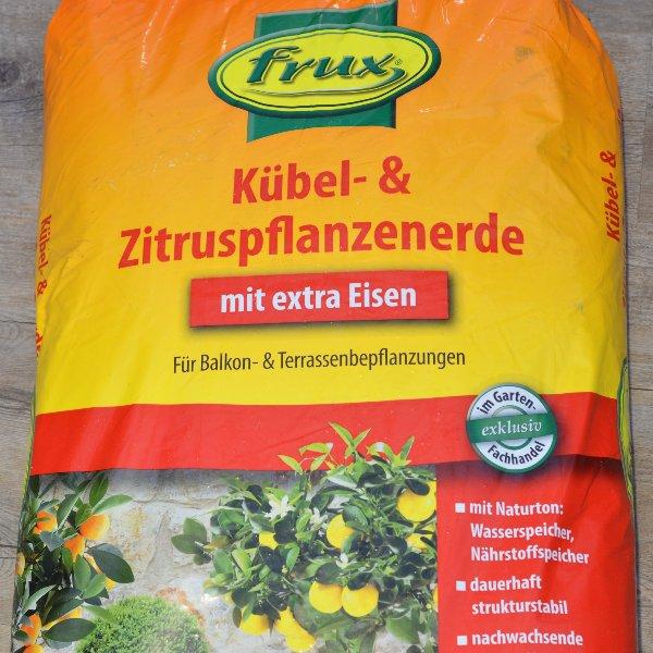 Kübel-& Zitruspflanzenerde Bild 1