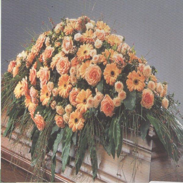 Kräftiges Orange Bild 1