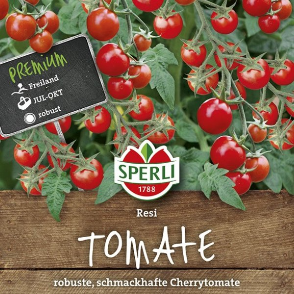 Cherry-Tomate Resi Bild 1
