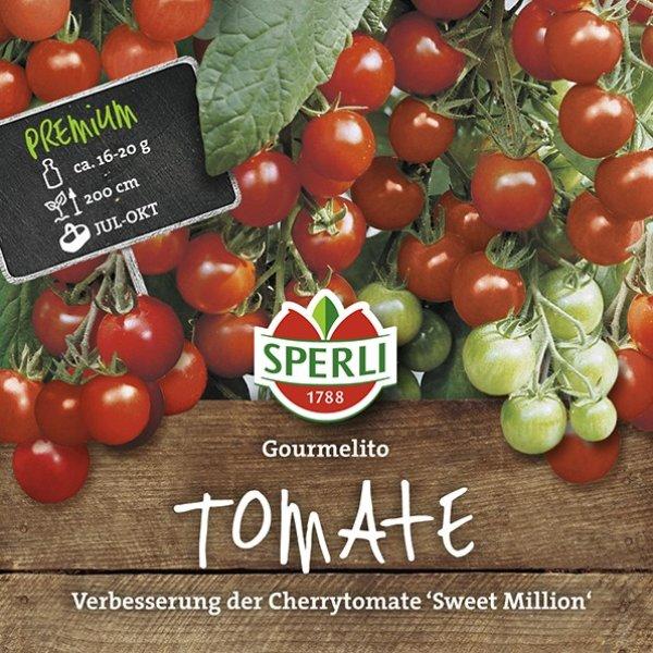 Tomate Gourmelito Bild 1