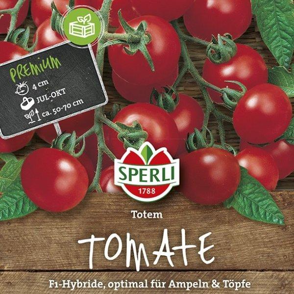 Cherry-Tomate Totem, F1 Bild 1