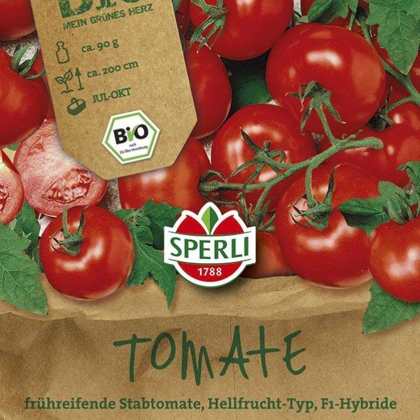 Tomaten Diplom, F1 - Bio-Saatgut Bild 1