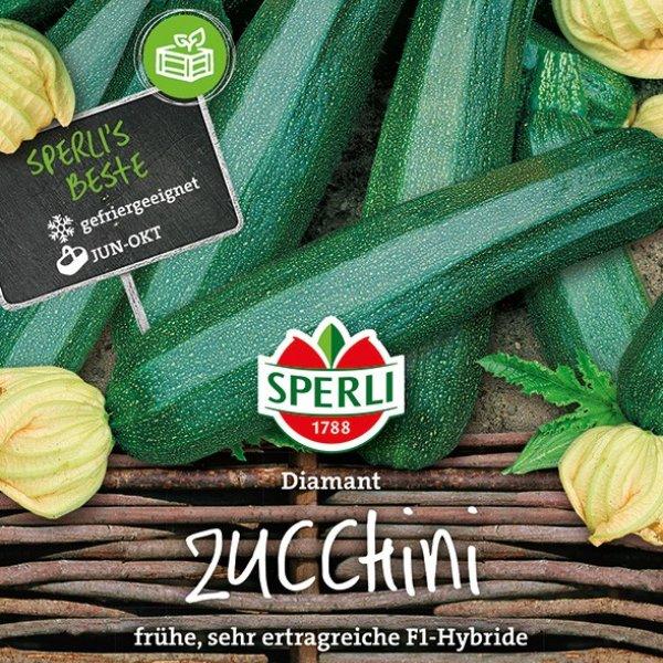 Zucchini Diamant Bild 1