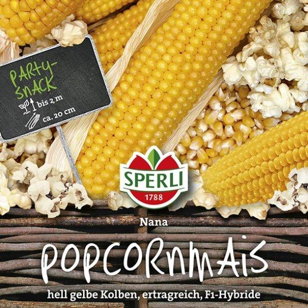 Popcornmais Nana Bild 1