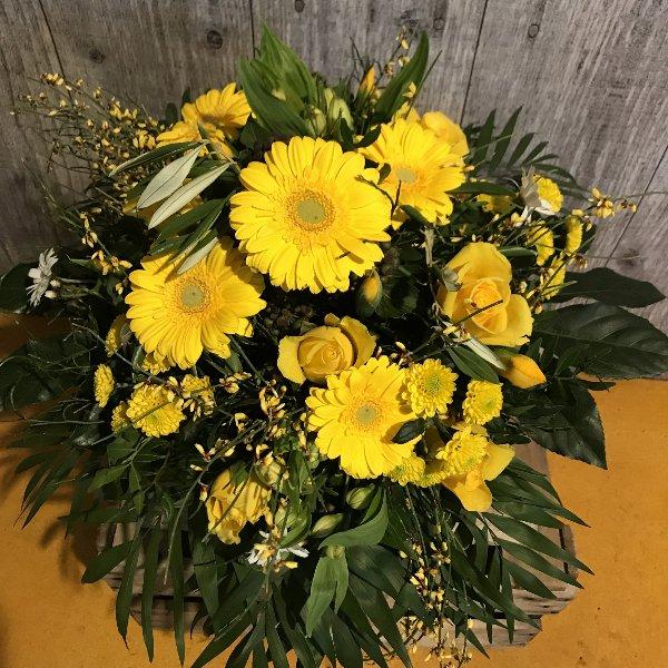 Blumenstrauß in Gelbtönen Bild 3
