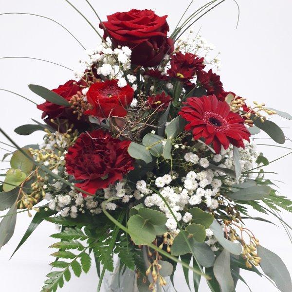 """Blumenstrauß """" Love"""" Bild 1"""