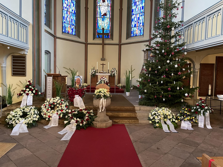 Oberneulander Kirche Bild 1