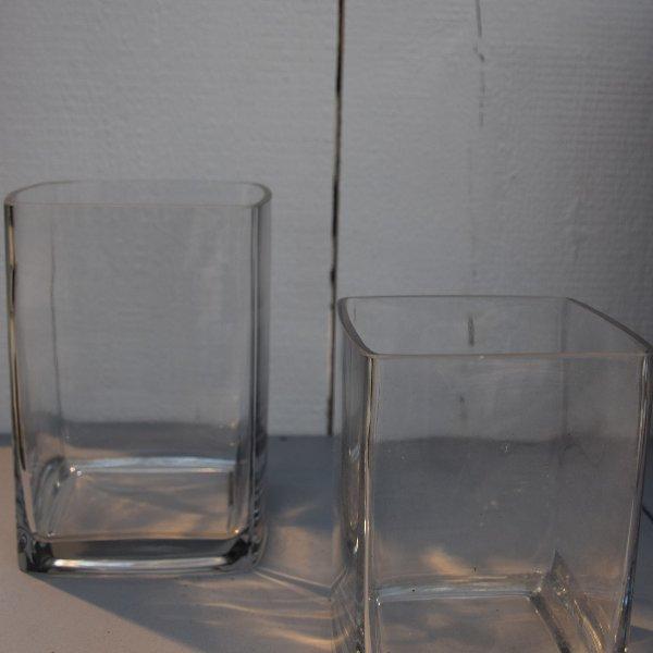 Glasvasen Bild 7