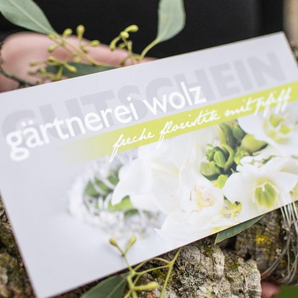 Gärtnerei Wolz Gutschein Bild 1