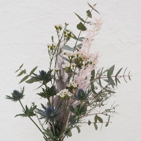 Driedflower-Strauß Rosa Bild 2