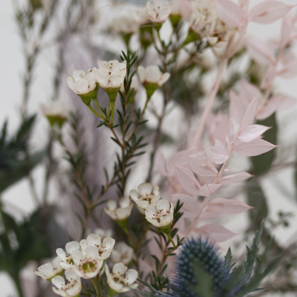 Driedflower-Strauß Rosa Bild 3