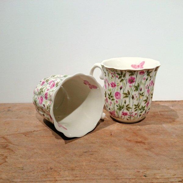 Tasse Blumenwiese Bild 3