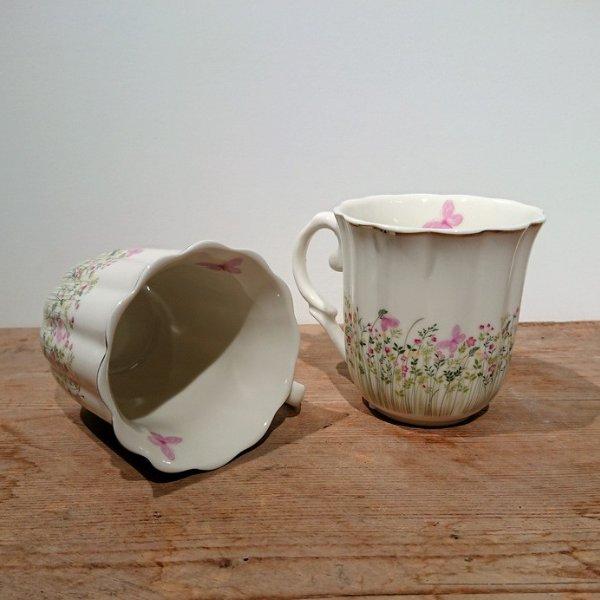Tasse Blumenwiese Bild 2