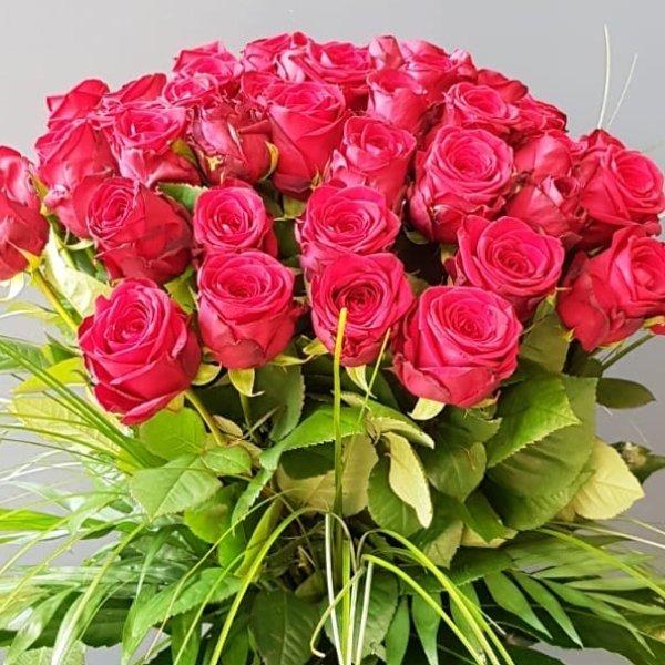 """Blumenstrauß  """"Liebeserklärung"""" zum Valentinstag Bild 1"""