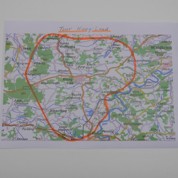 Tour Haager Land Bild 1