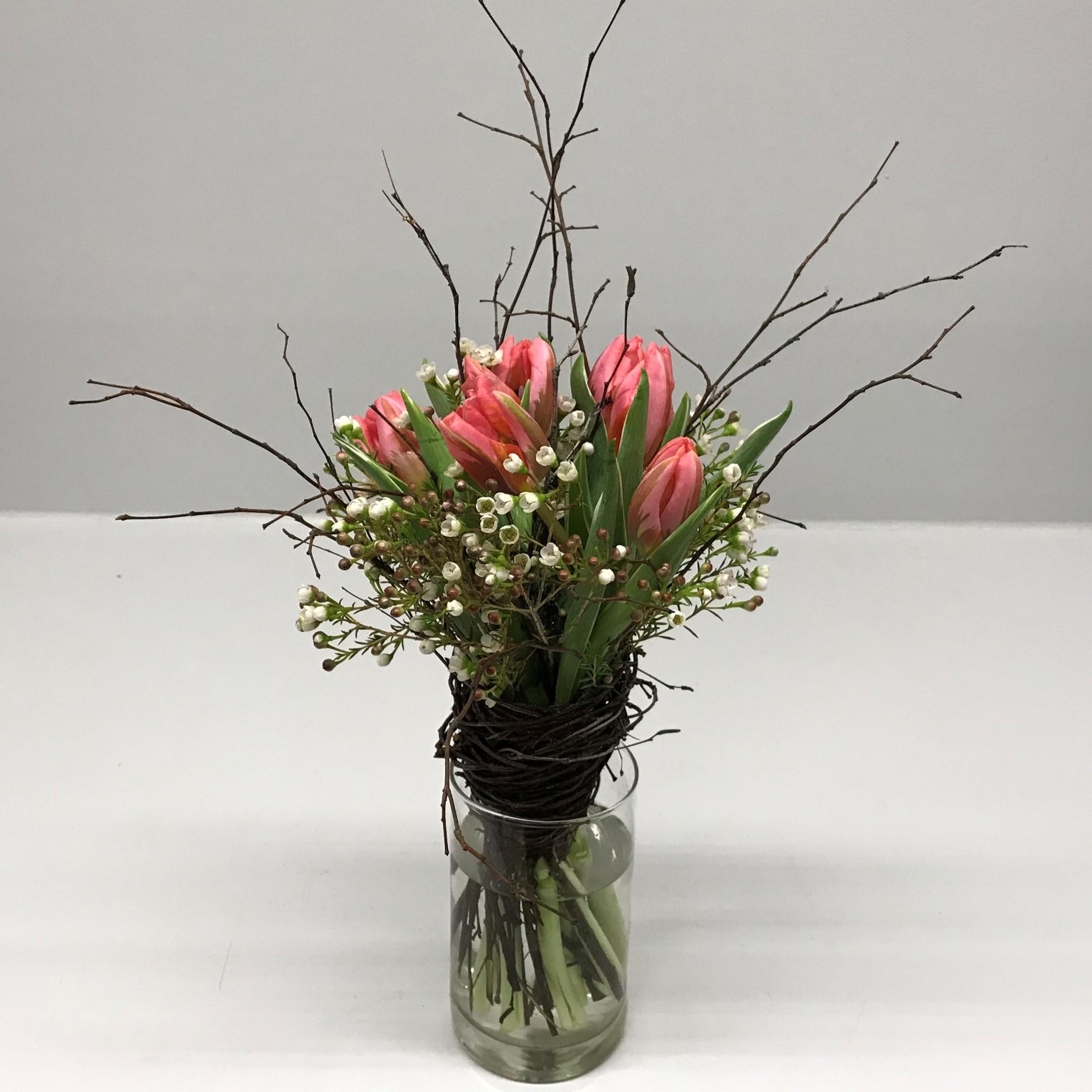 Tulpen im Ring Bild 1