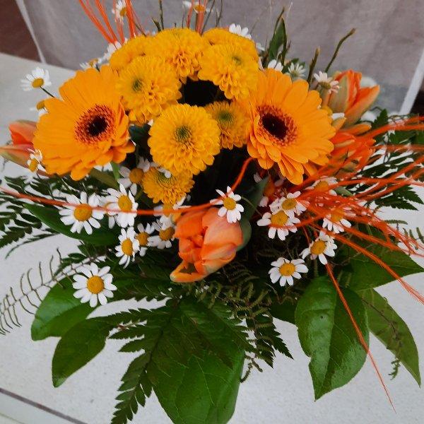 Blumenstrauß G042 Bild 1
