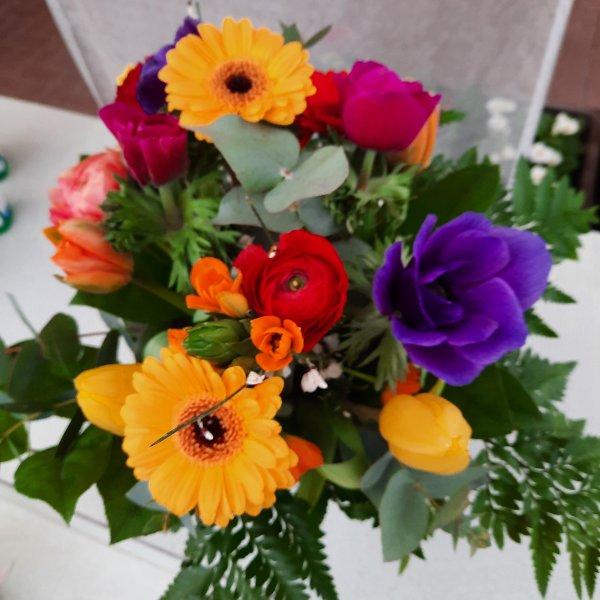 Blumenstrauß G043 Bild 1
