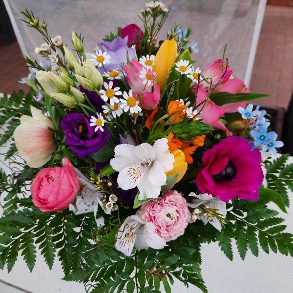 Blumenstrauß G046 Bild 1