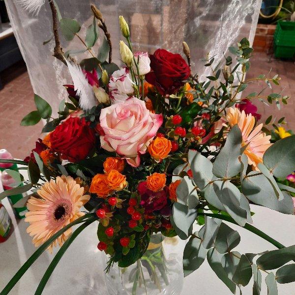 Blumenstrauß G051 Bild 1