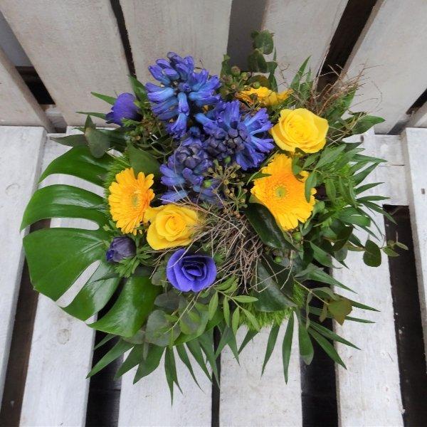 Strauß bunte Tulpen Bild 2