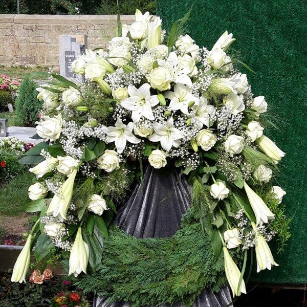 Weiße Lilie Bild 1