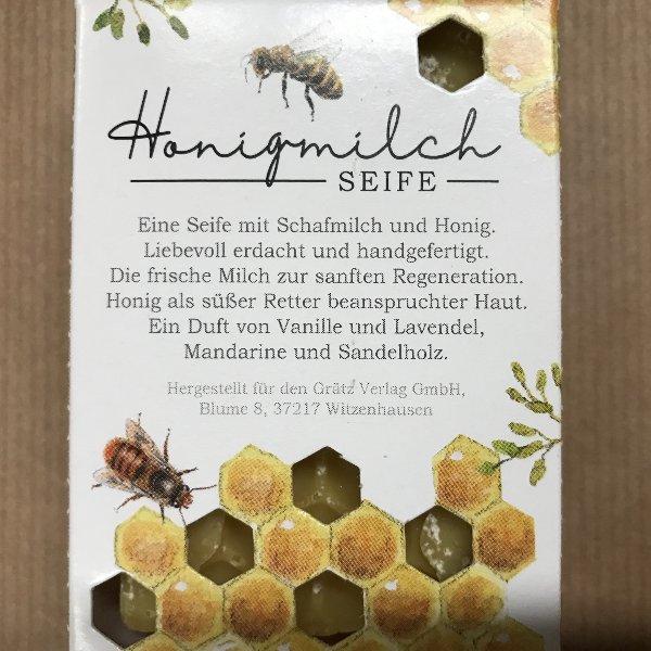 Honigseife Bild 1