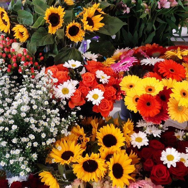 Blumenstrauß der Saison 99004 Bild 1