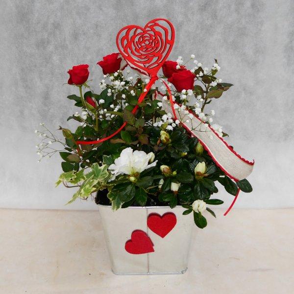 Valentinstags-Schälchen Lisl Bild 1