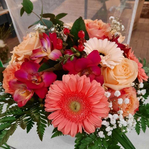 Blumenstrauß G059 Bild 1