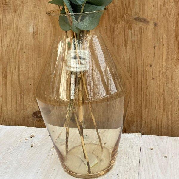 Vase grün Bild 1
