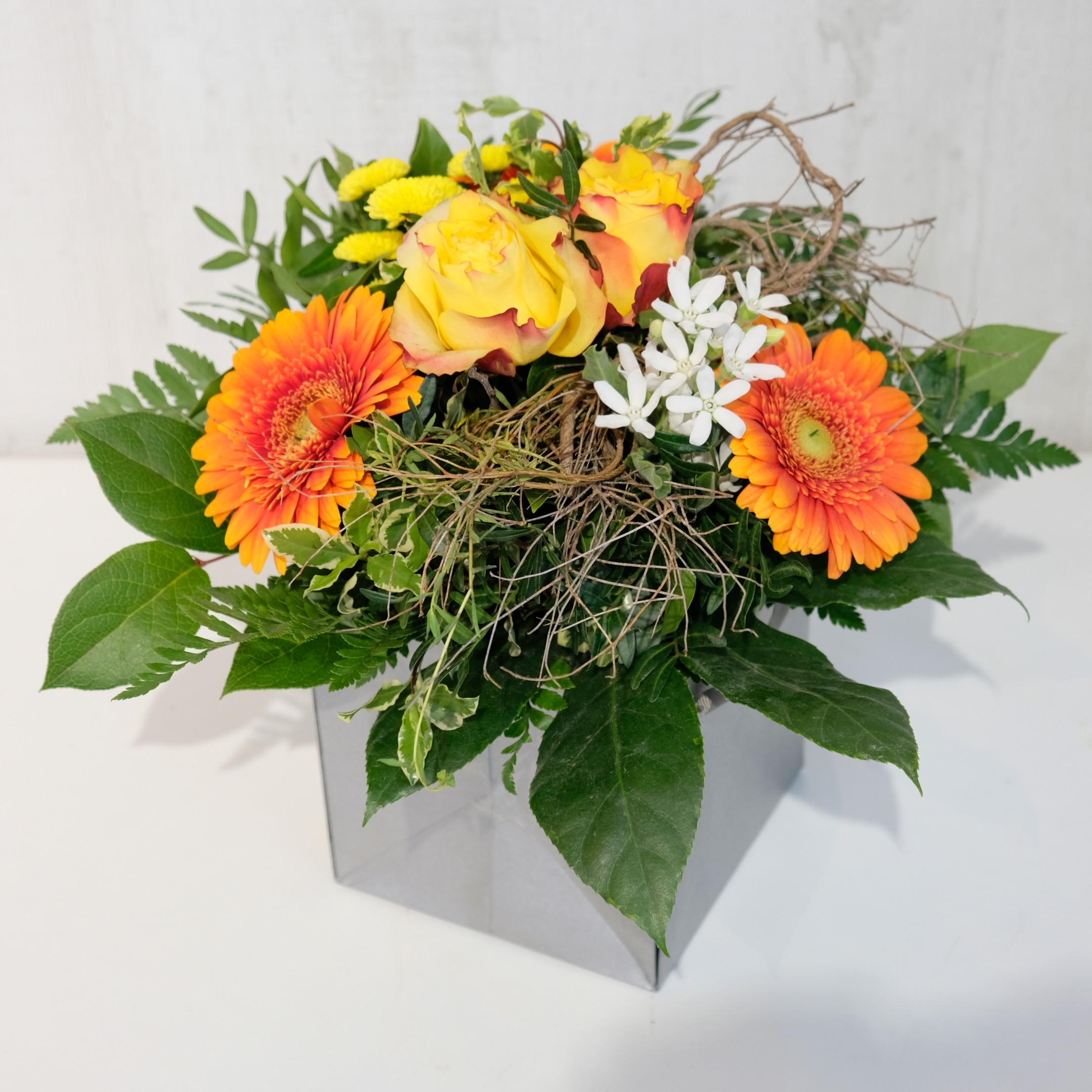 Klassischer Blumenstrauß Bild 1