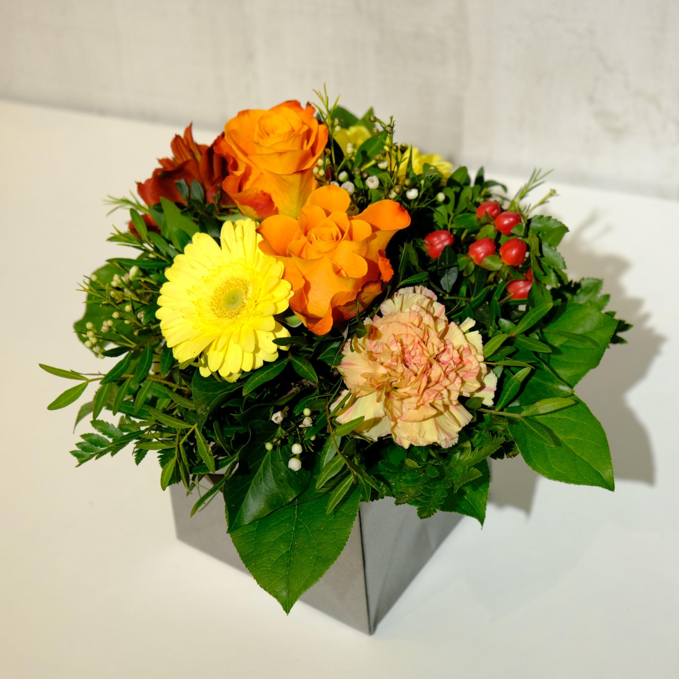Klassischer Blumenstrauß Bild 3