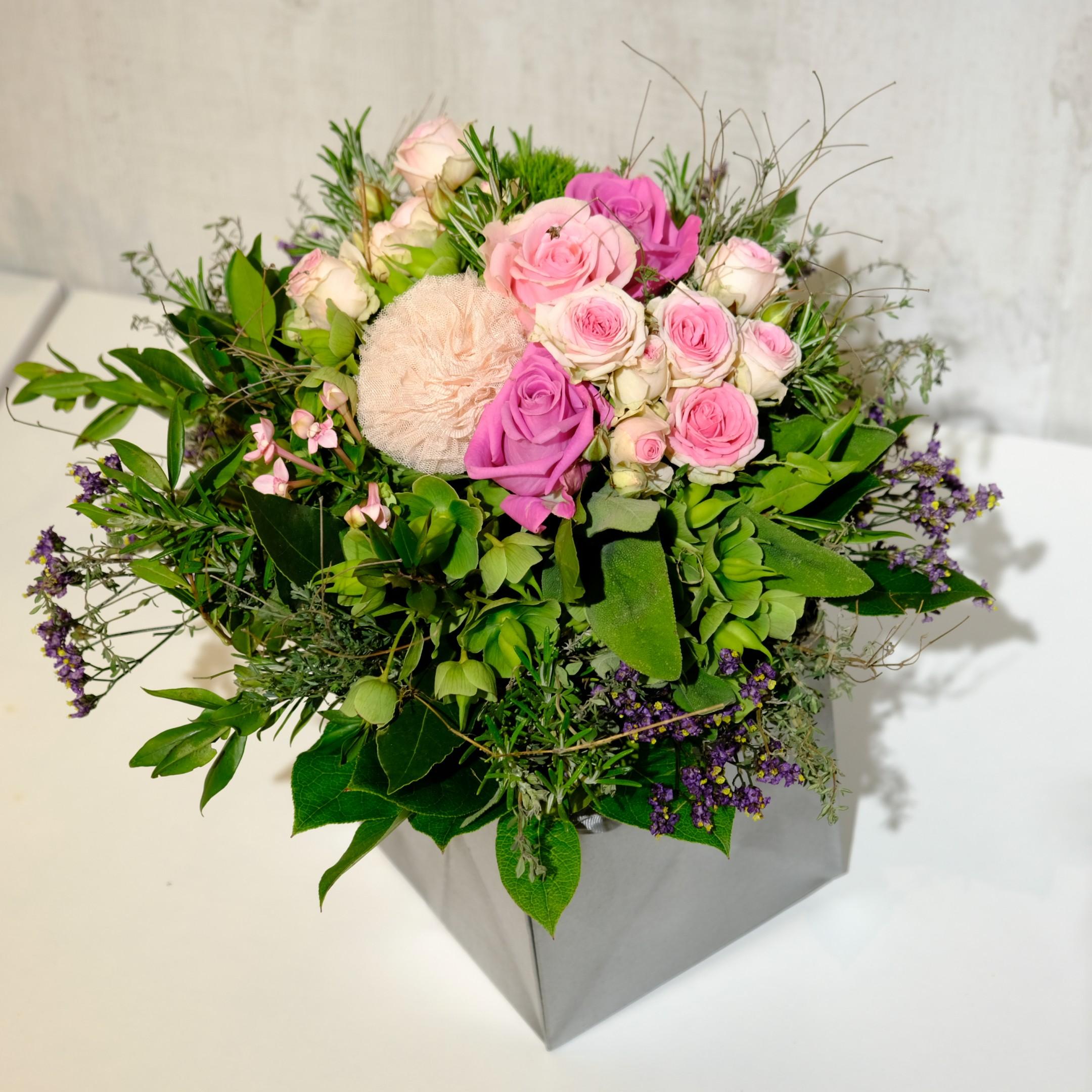 Klassischer Blumenstrauß Bild 2