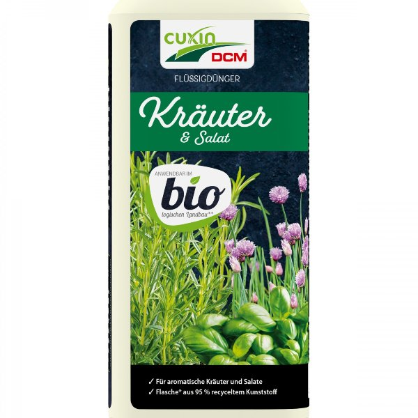 Kräuter & Salat BIO Bild 1