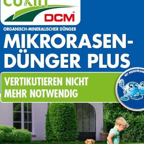 Mikrorasen- Dünger Plus Bild 1