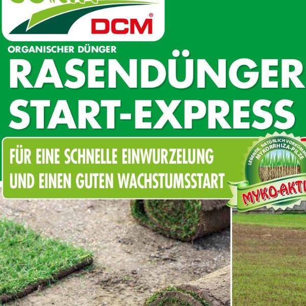 Rasendünger Start-Express Bild 1