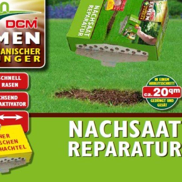 Nachsaat- Reparatur Bild 1