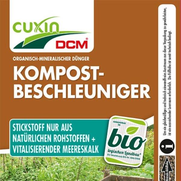 Kompostbeschleuniger Bild 1