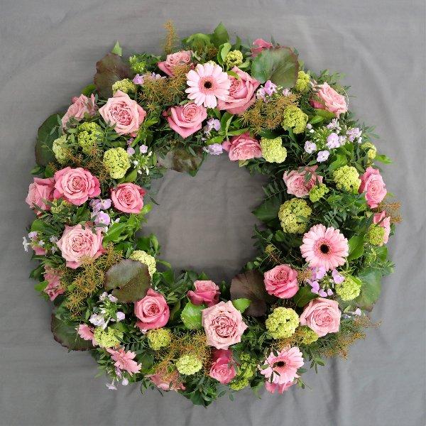 Rosa modern Bild 1