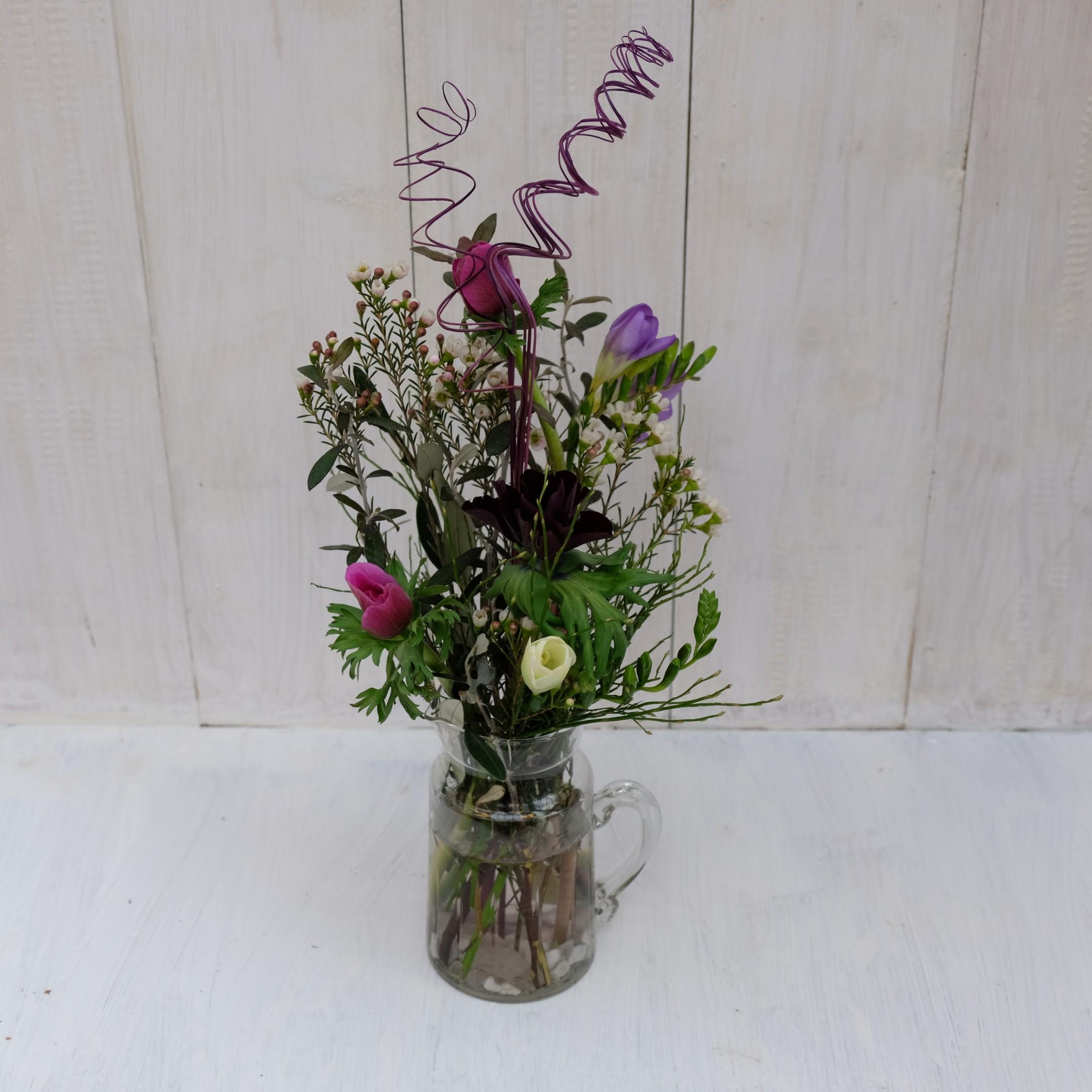 Blumengarten Bild 1