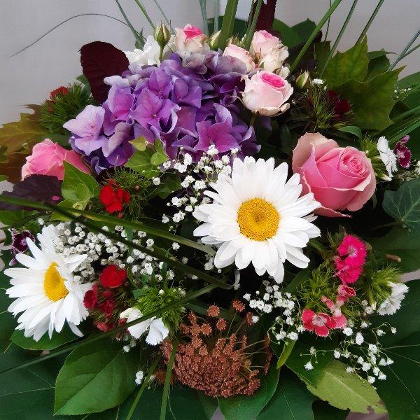 Blumenstrauß 99011 Bild 1